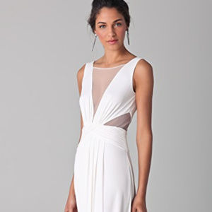 BCBG MaxizAria  Magdalena Gown (Small)